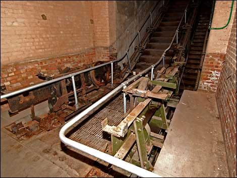 Secret underground cities denver