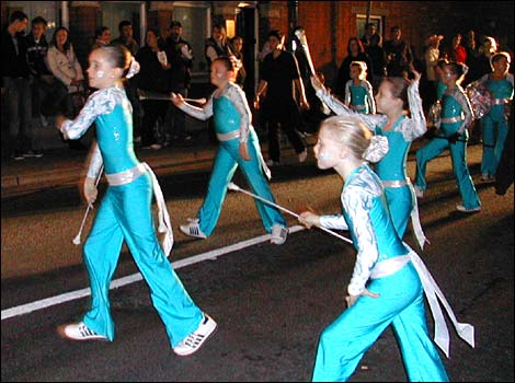 Warminster Carnival 2006