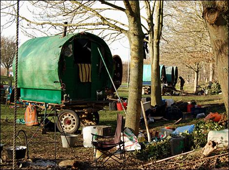 Highworth Travellers (BBC)