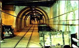 BBC: Monkton Farleigh Bunker
