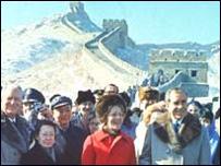 Nixon thăm Trung Quốc năm 1972