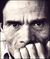 سينمای پازولينی آميزه ای از شعر، استعاره، اسطوره شناسی، روان شناسی و ديالکتيک مارکسيستی است