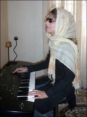 مريم حيدر زاده