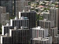 ساختمانهای بلند تهران