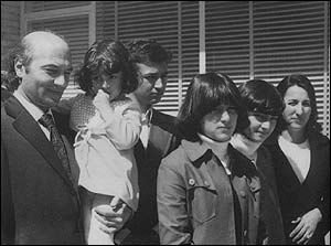 Shariati and family