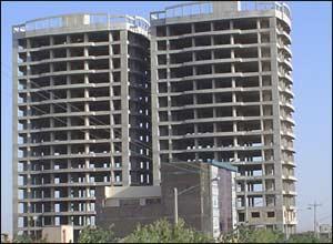 برجهای دوقلوی هرات