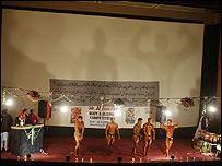 مراسم انتخاب آقای افغانستان