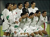 تيم ملی فوتبال ايران - عکس از ايسن