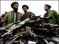 افغانستان کې ناقانونه وسله وال