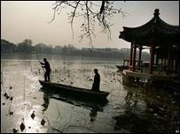 Một cảnh ở Trung Quốc