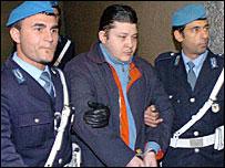 Pietro Guerrieri, integrante do grupo 'Bestas de Satã', condenado a 16 anos de prisão