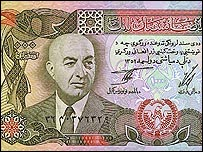 اسکناس زمان داوود خان
