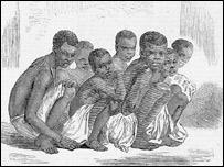 Imagem publicada no Illustrated London News em 20 de junho de 1857 - Cortesia da New York Public Library