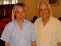 Phóng viên Xuân Hồng của BBC và Cựu Thủ tướng Võ Văn Kiệt
