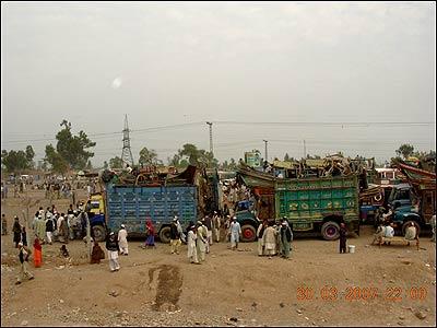 افغان کډوال په پاکستان کې