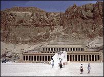 معبد هتشپسوت