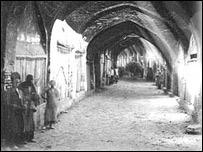 بازار تهران درگذشته