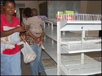 Prodavnica u Zimbabveu