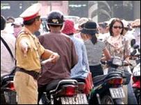 Cảnh sát giao thông VN