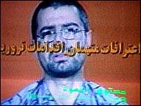 اعترافات تلویزیونی یکی از متهمان بمب گذاری های اهواز