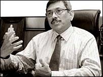 Defence Secretary, Gotabhaya Rajapaksa