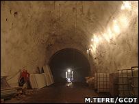 Tunel da Caixa Forte