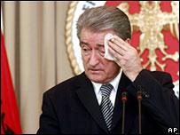 Kryeministri Sali Berisha