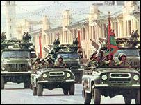 ارتش وقت افغانستان