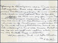 Carta de Einstein