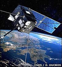 Sistema de alerta com satélites poderia captar os sinais de um terremoto