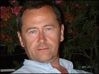 Kevin March, rédacteur en chef de l'Académie de journalisme de la BBC