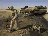 افغانستان کې امريکايي سرتېري