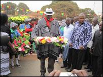 Presidente guineense Malam Bacai Sanhá