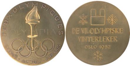 Осло 1952