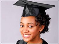 A university graduate